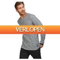 Brandeal.nl Classic: John Devin trui met ronde hals