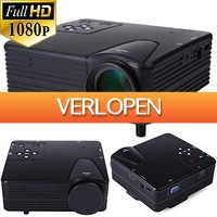 Uitbieden.nl: 1080P Full HD LED projector
