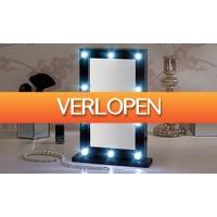 Groupon 2: Slaapkamer spiegel