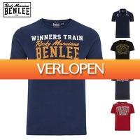 ElkeDagIetsLeuks: T-shirts van Benlee