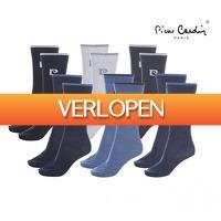 Koopjedeal.nl 1: 18 paar Pierre Cardin designersokken