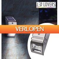 6deals.nl: Sensor LED-muurlamp
