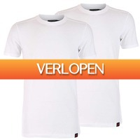 Brandeal.nl Casual: Pierre Cardin T-shirt 2-pack