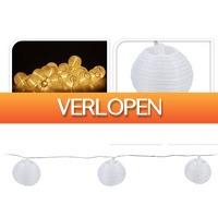 Stuntwinkel.nl: Feestverlichting met 20 LED lampionnen