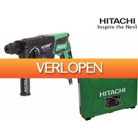 iBOOD DIY: Hitachi WS SDS-Plus boorhamer