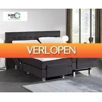 Voordeelvanger.nl: SleepMed luxe elektrische boxspring