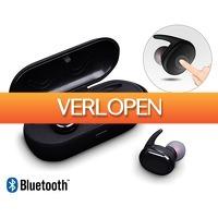 Voordeelvanger.nl 2: Draadloze Bluetooth oordopjes