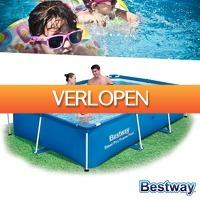 Wilpe.com - Outdoor: Bestway familie zwembad