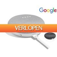 iBOOD.com: Google Home Mini smart speaker
