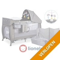 Veiling: Lionelo Simon babybed