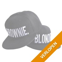 Blondie en Brownie pet