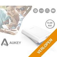 Aukey 10.400 powerbank