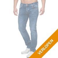 Tazzio jeans met knopen