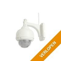 HD outdoor dome camera