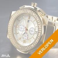 JBW Saxon Steel Diamonds Multifunctionals