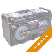 Veiling: iDance draagbare GhettoBlaster speaker
