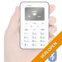 AIEK Q2 Bluetooth Quadband Vakantie Phone