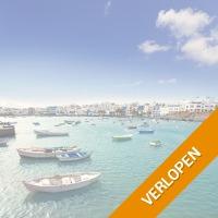 8 of 15 dagen naar Lanzarote, Spanje
