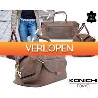 1DayFly Lifestyle: Leren Konichi Tokyo weekender