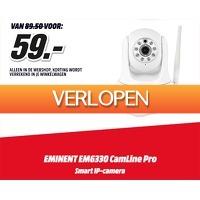 Media Markt: Eminent Smart IP-camera
