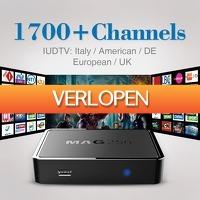 Dennisdeal.com 3: MAG 250 IPTV set-top box