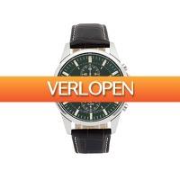 Dailywatchclub.nl: Seiko - horloge SNAF09P1