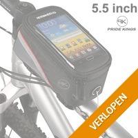 Universele smartphone fietshouder