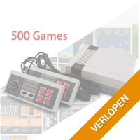 Veiling: Mini Vintage Retro TV game console
