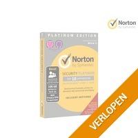 Norton Security Platinum Edition