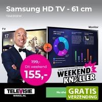Televisiewinkel.nl: Samsung T24E310EW TV / monitor