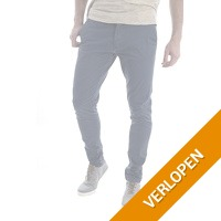 Backlight Chino met riem