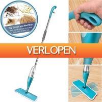 ClickToBuy.nl: Vloermop met sprayfunctie