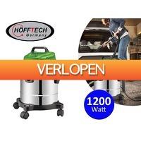 ClickToBuy.nl: Hofftech RVS alleszuiger