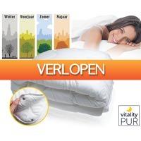 Voordeelvanger.nl 2: Vitality Pur 4-seizoenen dekbed