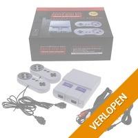 Veiling: Super NES SNES 8-bit Classic Game Replica Console