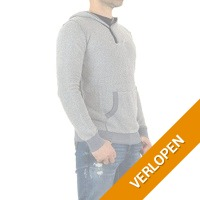 Y.Two Jeans pullover met capuchon