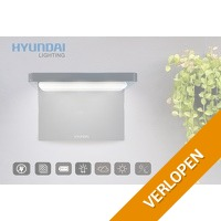 Hyundai solar LED buitenlamp