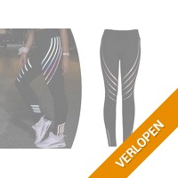 Reflecterende sportlegging