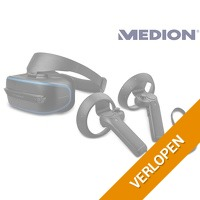 Medion Erazer X1000 Virtual Reality Headset