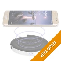 Wireless QI smarpthone charger