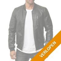 Tazzio Jacket met ritssluiting