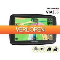 iBOOD.com: TomTom VIA 53 navigatiesysteem