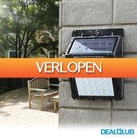Dealqlub.com: Solar Sensor lamp