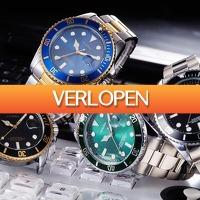 Dennisdeal.com 2: Heren horloge oyster diver sports uitvoering