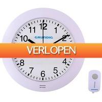 Voordeeldrogisterij.nl: Grundig wandklok