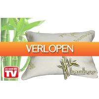 MargeDeals.nl: Bamboo Air Pillow