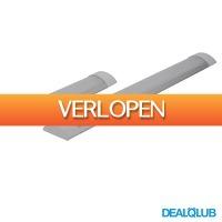 Dealqlub.com: LED armatuur TL principe - 30 of 60 cm