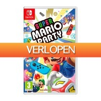 Wehkamp Dagdeal: Nintendo Super Mario Party (Nintendo Switch)