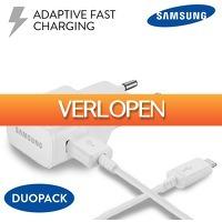DealDigger.nl: 1+ 1 gratis Samsung snellader