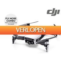 iBOOD.be: DJI Mavic Air drone Fly More combo set